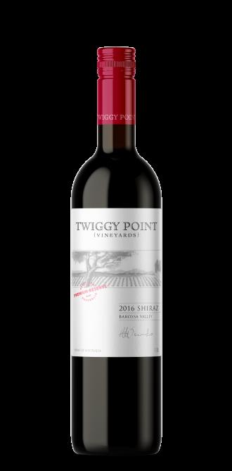 2016 Twiggy Point Shiraz